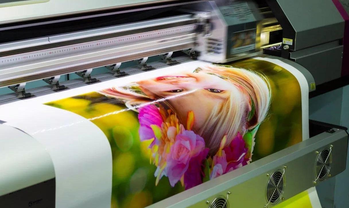 Как создать картинку для печати на баннере